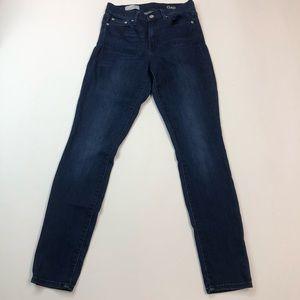 GAP 1969 Resolution True Skinny High Rise Jeans
